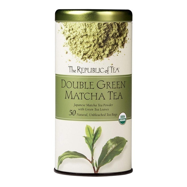 The Republic of Tea Double Green Matcha 1
