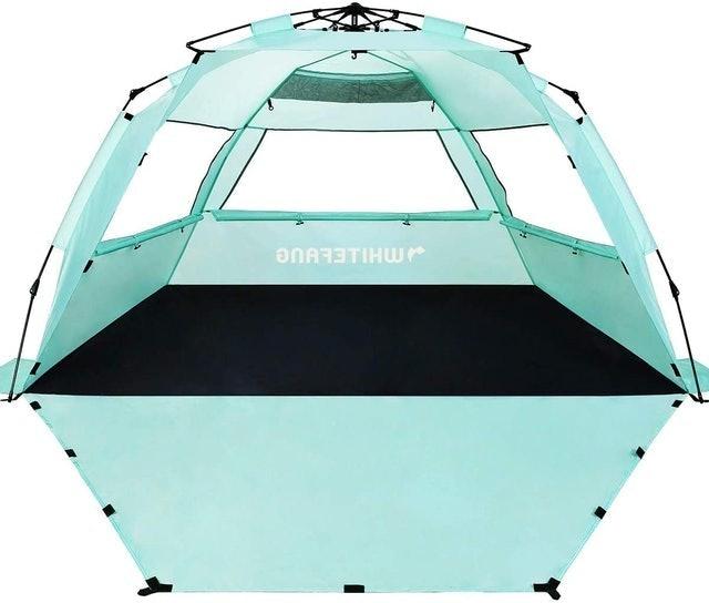 WhiteFang Deluxe XL Pop Up Beach Tent 1