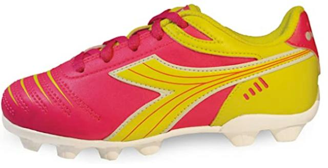 Diadora Kids' Cattura MD Jr Soccer Shoes 1