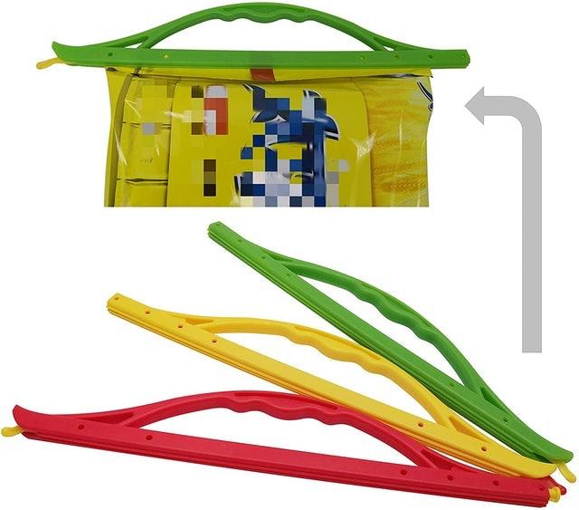 Eiks Plastic Bag Sealer Clips Sticks 1