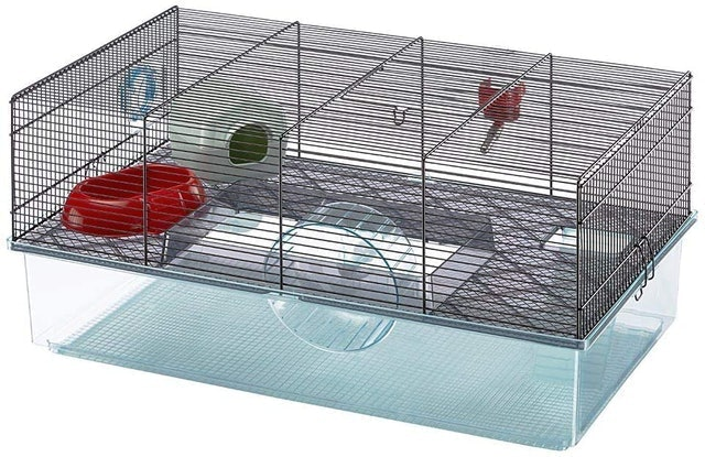 Top 10 Best Dwarf Hamster Cages In 2020 Habitrail Prevue Pet Products And More Mybest