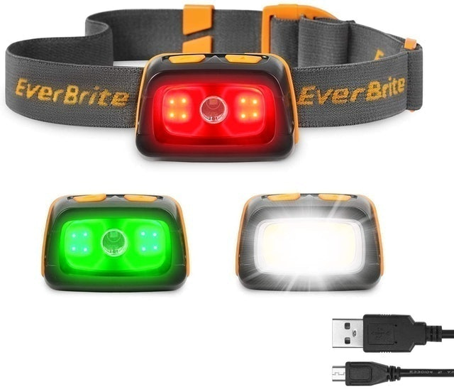 EverBrite Rechargeable Headlamp 1