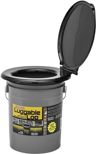 Reliance Products Luggable Loo 1