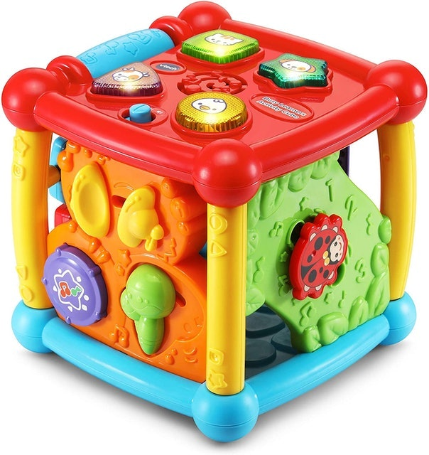 Vtech Busy Learners Activity Cube 1