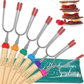 Top 10 Best Roasting Sticks in 2021 (Camp Chef, MalloMe, and More) 5