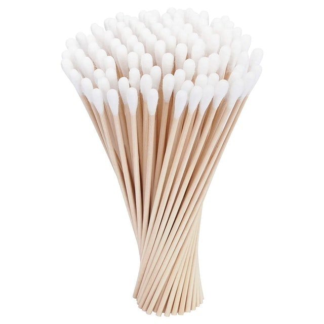 Tifanso 6-Inch Cotton Swabs 1