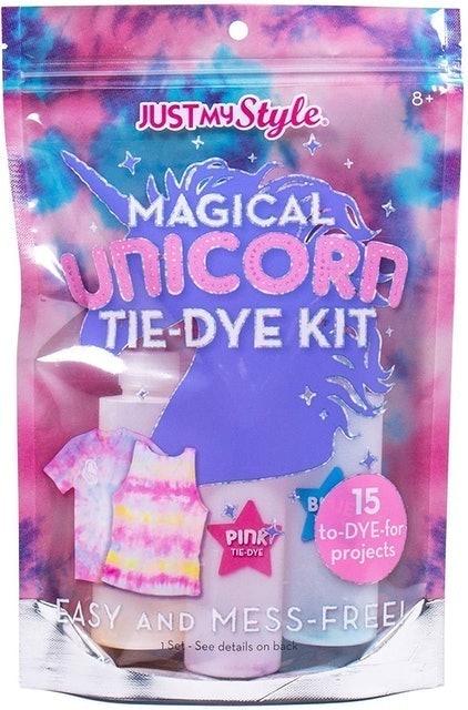 Just My Style Magical Unicorn Tie-Dye Kit 1