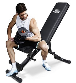 Top 10 Best Foldable Workout Benches in 2021 (Flybird, Ceayun, and More) 4