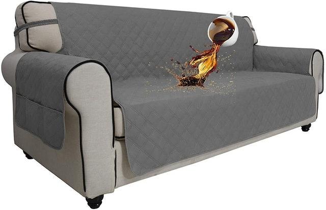 Easy-Going Non-Slip Waterproof Sofa Cover 1
