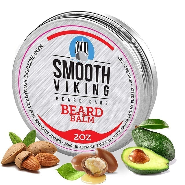 Smooth Viking Beard Care Beard Balm 1