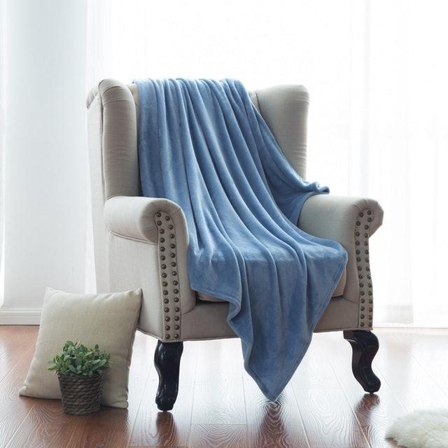 Bedsure Bedsure Fleece Blanket 1