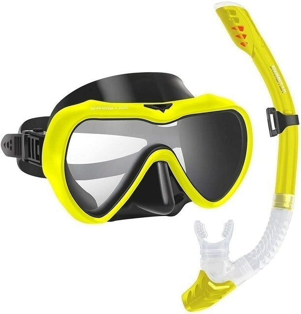 SwimStar Snorkel Set 1