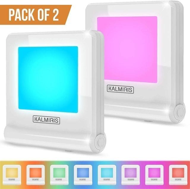 Kalmiris Color Changing Night Light 1