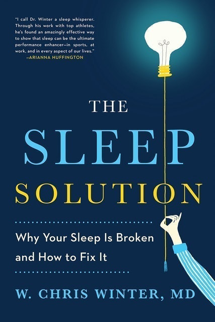 W. Chris Winter The Sleep Solution 1