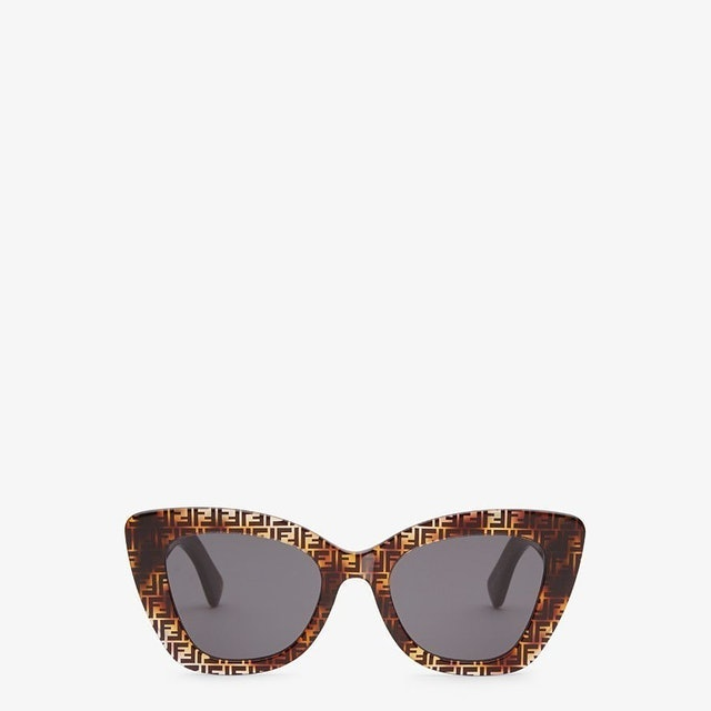 Fendi F is Fendi Havana FF sunglasses 1