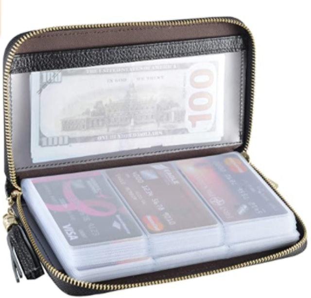Easyoulife Credit Card Holder Wallet 1