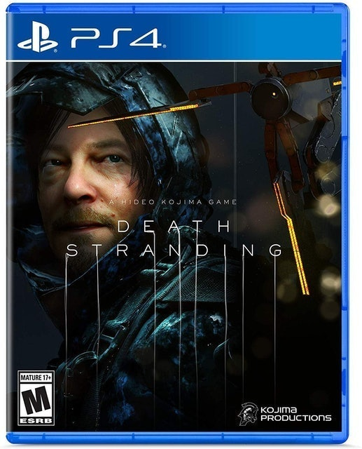 Kojima Productions Death Stranding 1