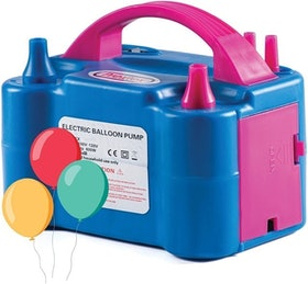 Top 10 Best Balloon Pumps in 2021 (Blue Ribbon, LiKee, and More) 4