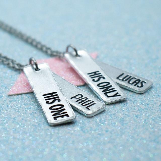 Valentine's Day Necklaces Pride Asylum Couples Necklace 1
