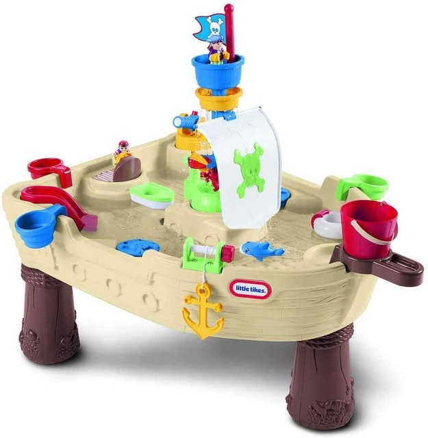 Little Tikes Anchors Away Pirate Ship 1