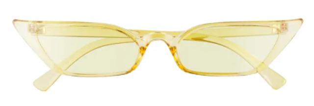 BP Super Slim Cat Eye Sunglasses 1