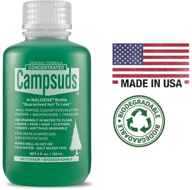 Sierra Dawn  Campsuds Concentrated Soap  1