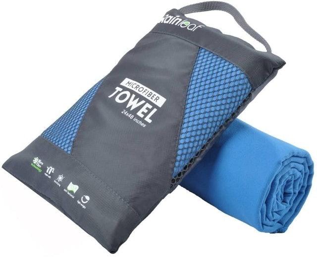 Rainleaf  Microfiber Towel  1