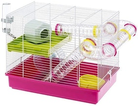 Top 10 Best Dwarf Hamster Cages in 2020 (Habitrail, Prevue Pet Products, and More) 5