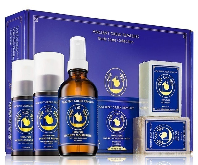 Ancient Greek Remedies  Body Care Collection 1