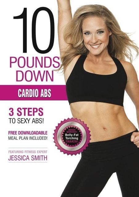 Jessica Smith Cardio Abs DVD 1