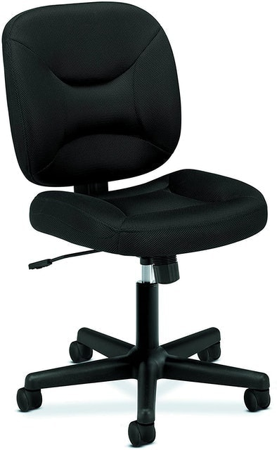 Rolling Chairs HON ValuTask Low Back Task Chair 1