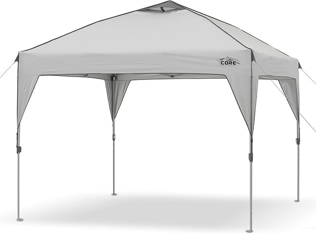 Core Instant Shelter Pop-Up Canopy Tent 1