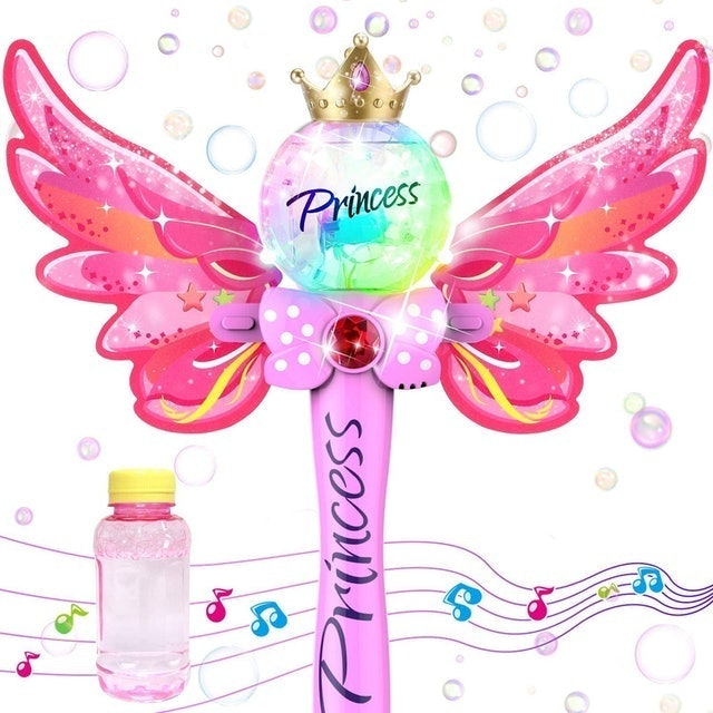 WisToyz Bubble Blower With Detachable Wings 1
