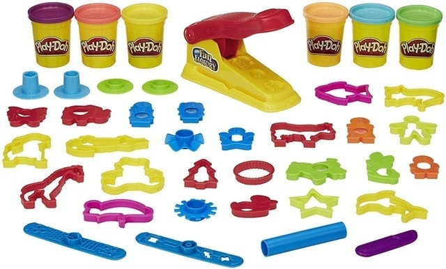 Play-Doh Fun Factory Deluxe Set 1
