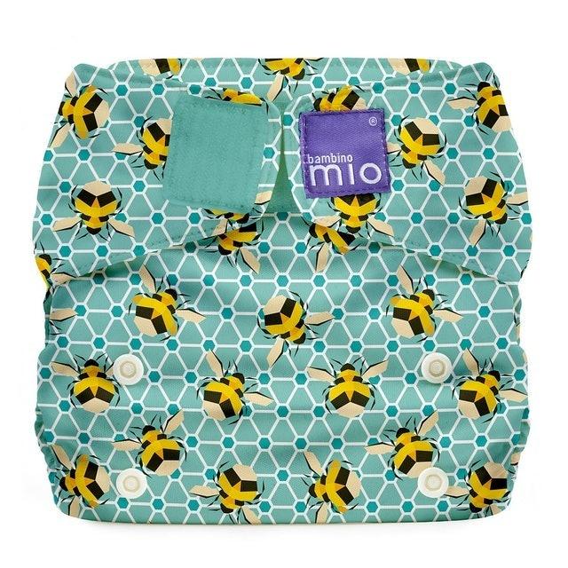 Bambino Mio Miosolo All-in-One Cloth Diaper 1