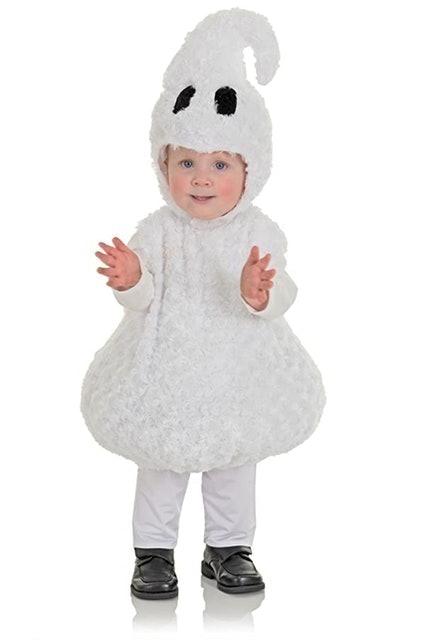 Underwraps Ghost Belly Babies Costume 1