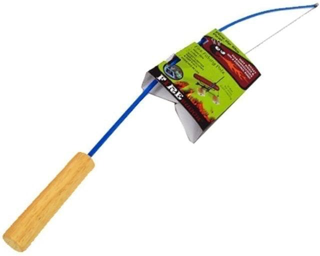 Firebuggz Fishing Pole Campfire Roaster 1