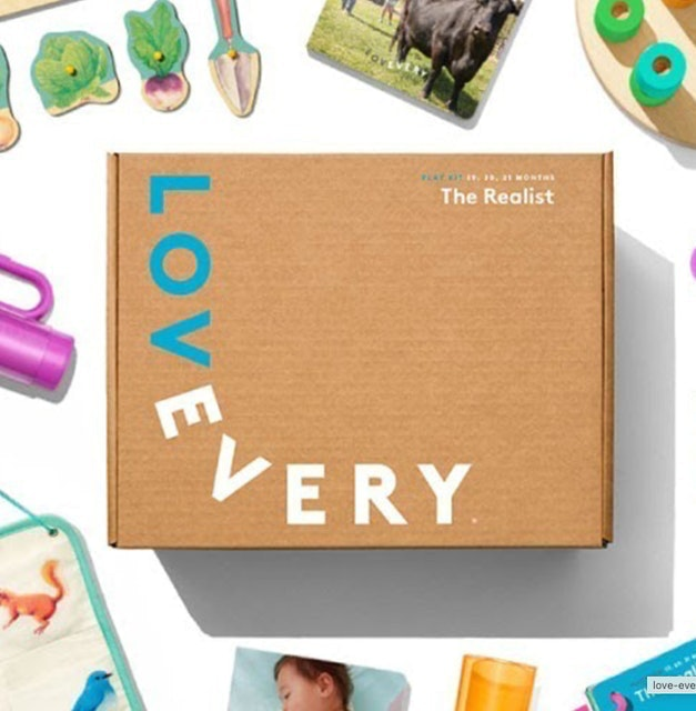 Lovevery The Looker Play Kit 1