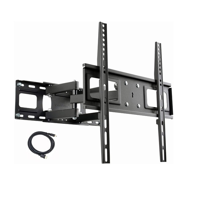 VideoSecu TV Wall Mount with Swiveling Arms 1
