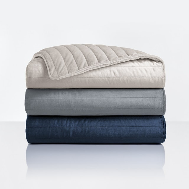 Sleep Number Relaxation Weighted Blanket 1