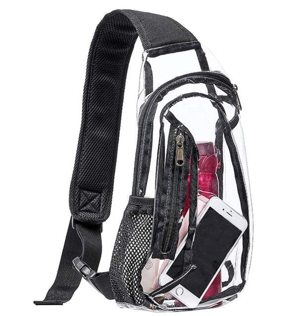 Eland Clear Sling Bag 1