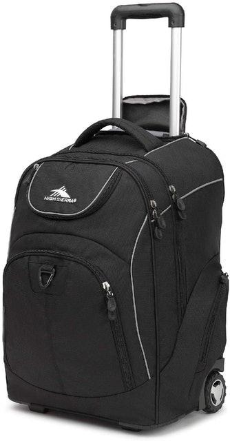 High Sierra Powerglide Wheeled Backpack 1