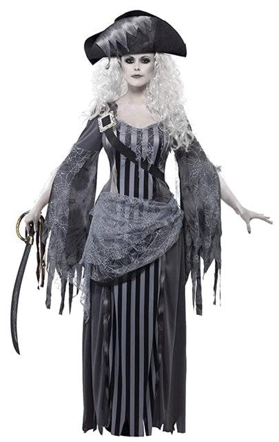 Smiffys Ghost Ship Princess Costume 1