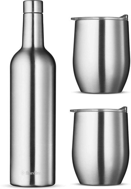 FineDine Wine Chiller Gift Set 1