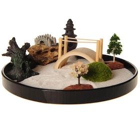 Top 10 Best Desktop Zen Gardens in 2020 (Toysmith, ICNBUYS, and More) 1