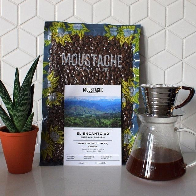 Moustache Coffee Club Coffee Subscription 1