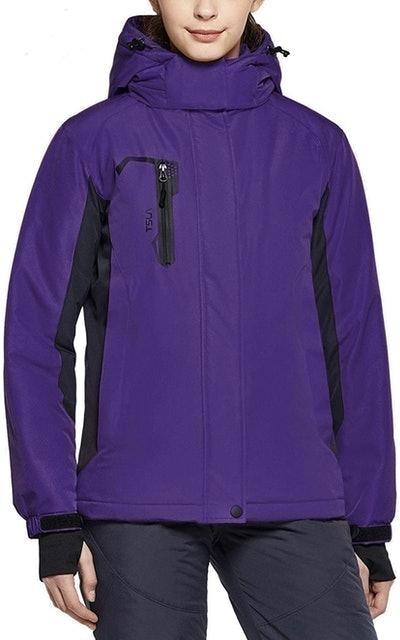Tsla Women's Winter Ski Jacket 1
