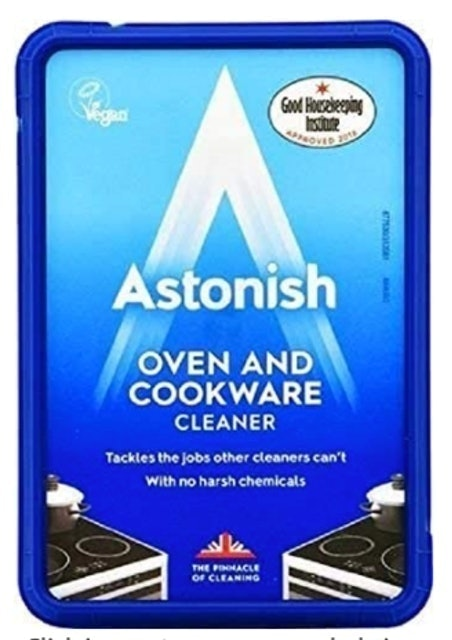 Astonish Oven and Cookware Cleaner 1