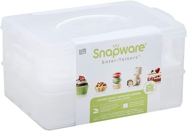Snapware Portable Carrier  1