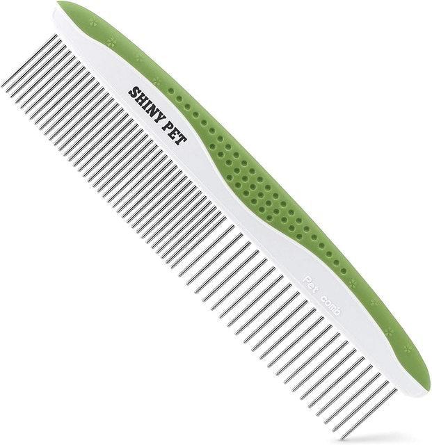 Dog Brushes Shiny Pet  Dog Comb 1